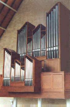 Zo ziet het orgel er nu uit